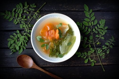 soupe au riz pour guérir de la diarrhée