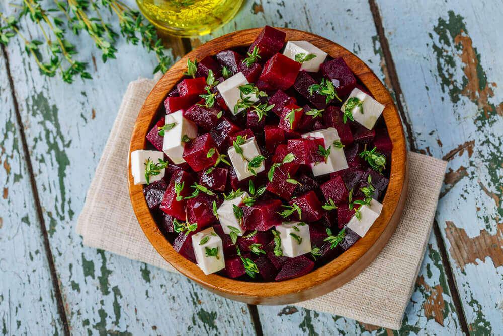 Recette pour préparer une délicieuse salade de betterave