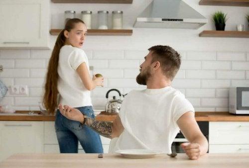Les signes d'une relation amoureuse toxique
