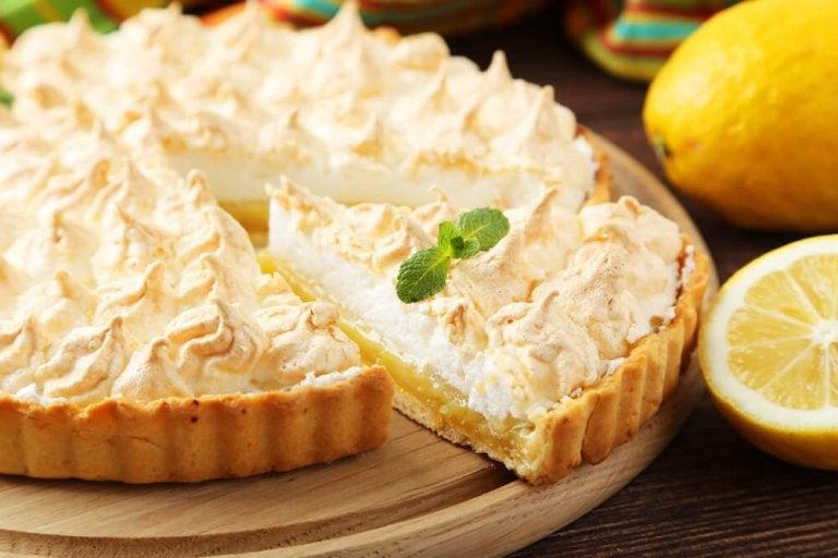 Recette simple de tarte au citron