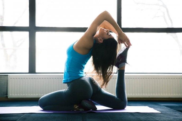 Exercices de yoga pour perdre du poids