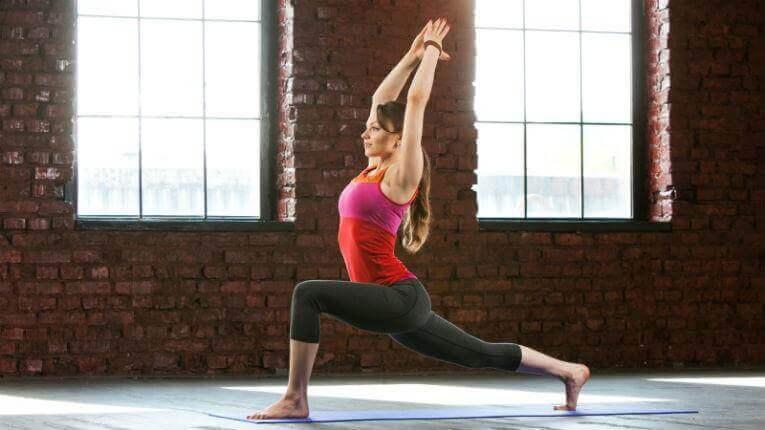 exercices pour perdre du poids : le yoga