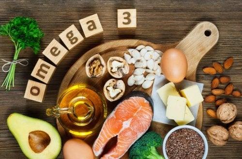7 aliments contenant des oméga-3