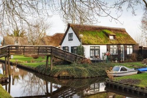 Les 6 grands bienfaits de vivre dans une maison en pleine campagne