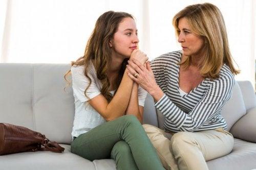 choses à enseigner à vos filles : reconnaître ses émotions
