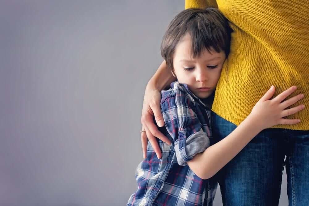 blessures émotionnelles enfance