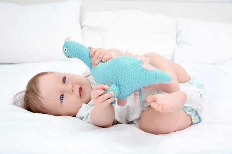 Comment stimuler la mémoire des bébés