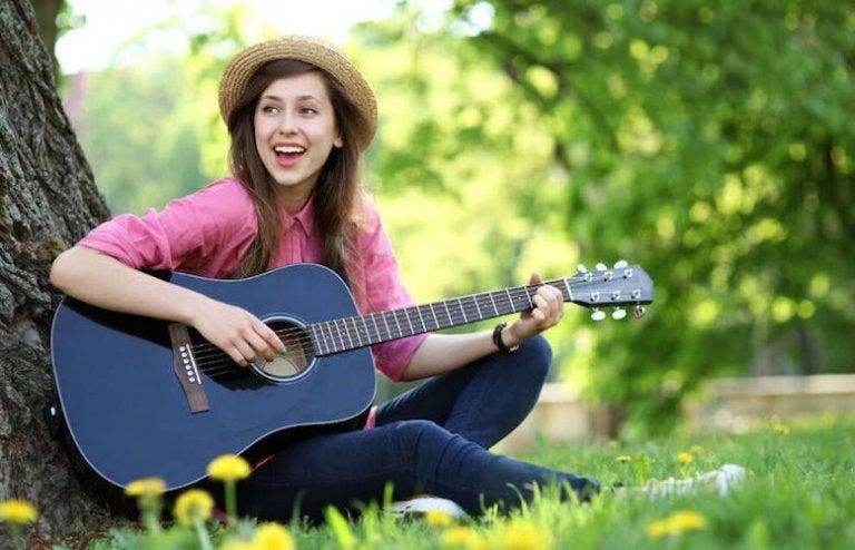 Les 5 avantages de jouer d'un instrument de musique