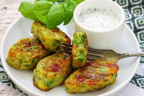 3 recettes de nuggets végétariens