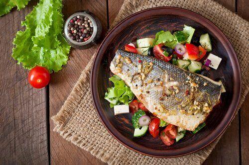 Les plats à préparer pendant un régime