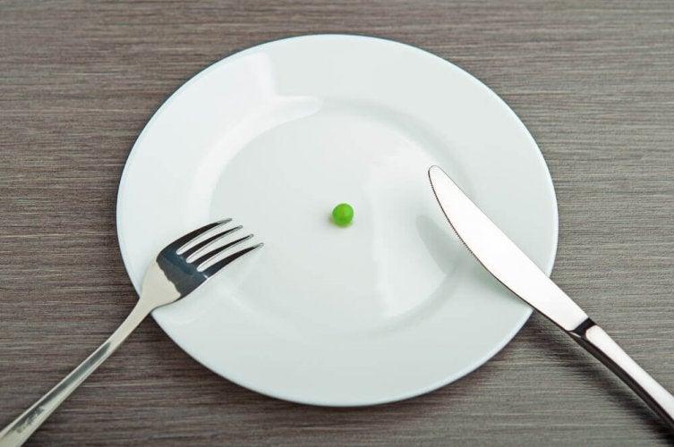 Le régime rapide fait perdre trop de poids d'un coup