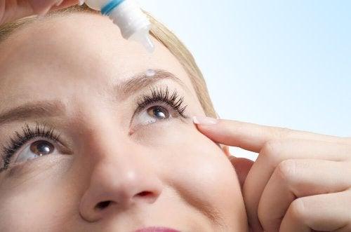 la sécheresse oculaire est une des conséquences négatives de la climatisation
