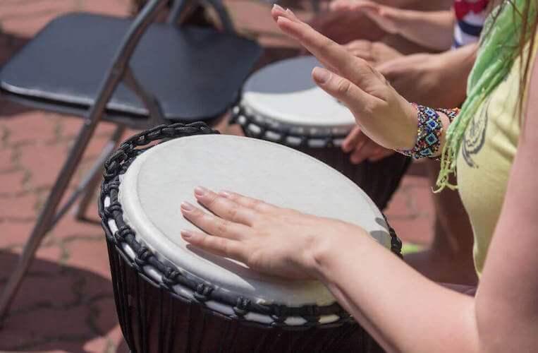 Jouer d'un instrument de musique élimine le stress