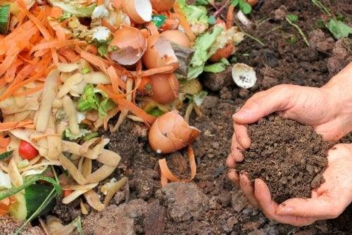 5 façons de faire de l'engrais organique