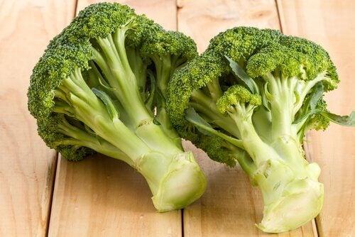 recette d'une crème de brocoli végétalienne