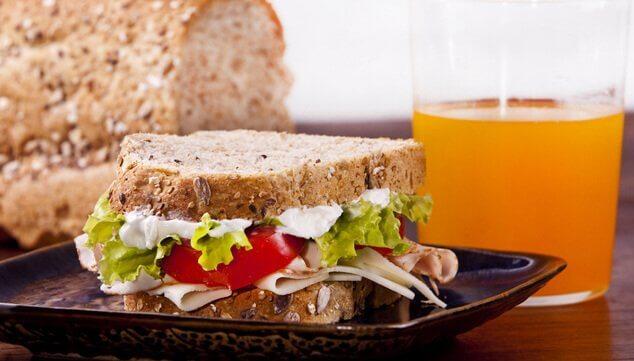 la dinde au petit-déjeuner pour perdre du poids