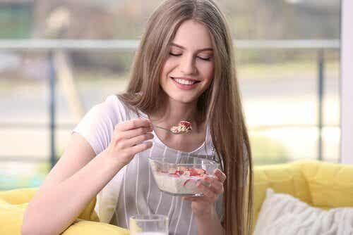 Que prendre au petit-déjeuner pour perdre du poids ? 5 suggestions que vous allez adorer