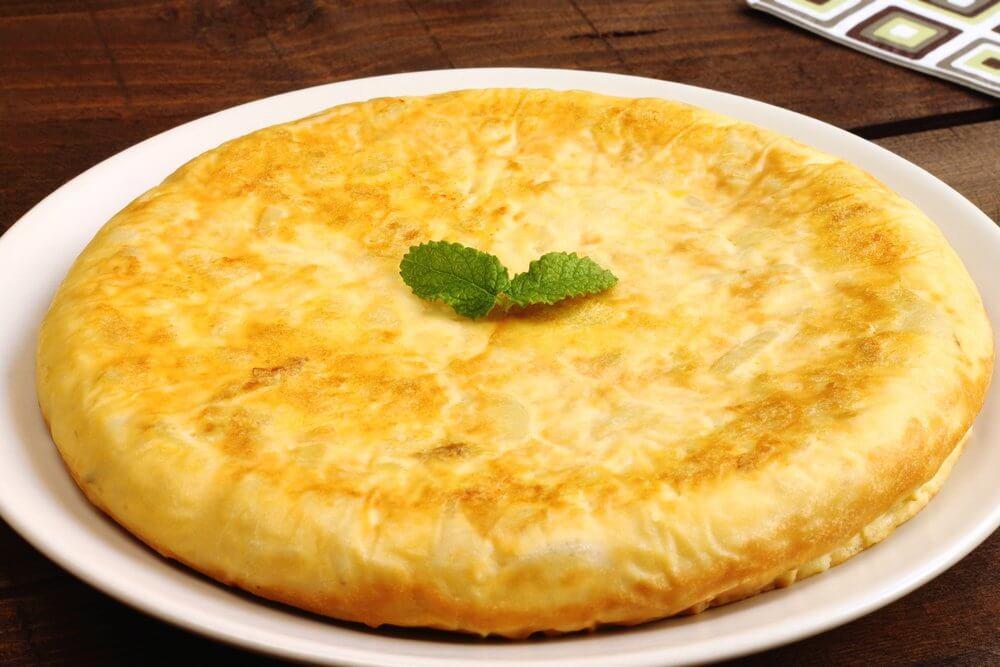 Préparez ces délicieuses omelettes de pomme de terre à la maison