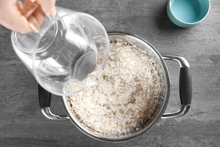recette de paella végane faible en calories