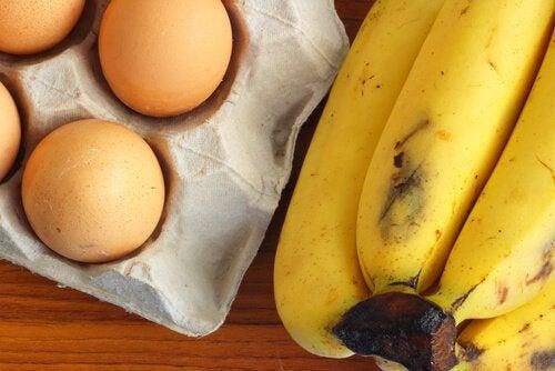 Recette saine de pain à la banane
