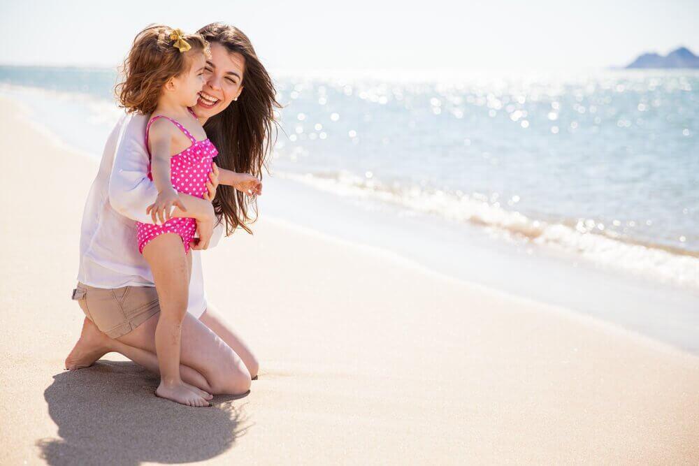 Les mères n'ont souvent pas de vraies vacances