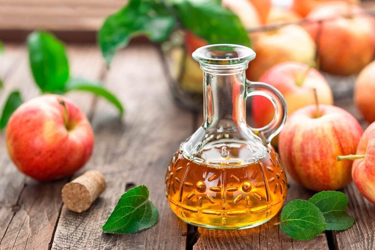 le vinaigre de cidre aide à combattre la sinusite