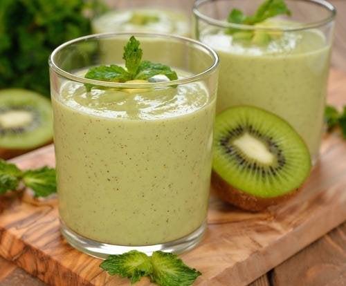 Bienfaits des smoothies verts