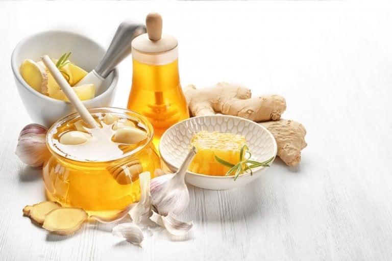 Gingembre, ail et miel : le meilleur remède contre le cholestérol élevé