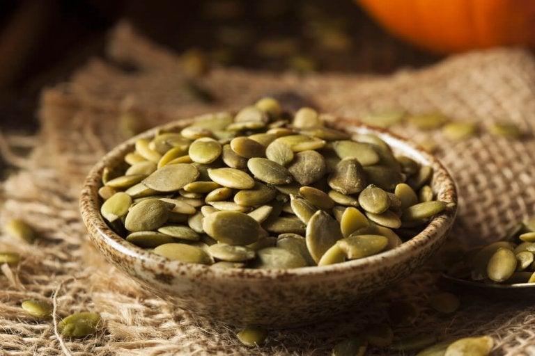 Découvrez 3 recettes à base de graines de citrouille