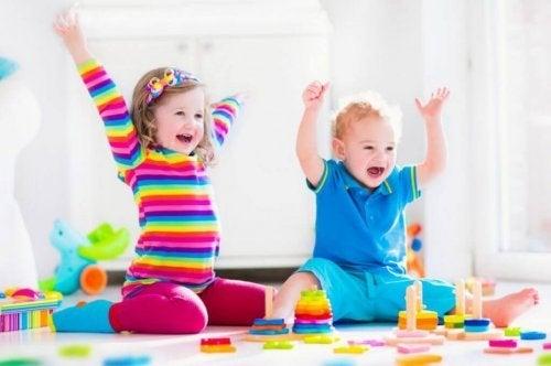 15 jouets pour stimuler l'apprentissage chez les enfants