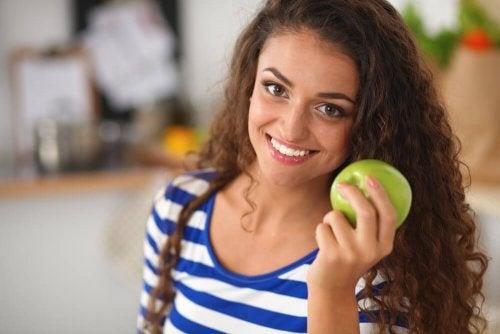 Régime à base de pomme verte : une option pour se sevrer