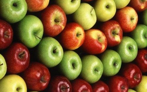 Limonade détox à base de pommes