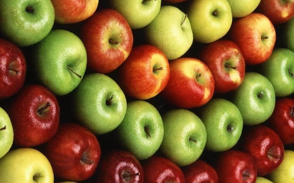 La peau de pomme pour maigrir.