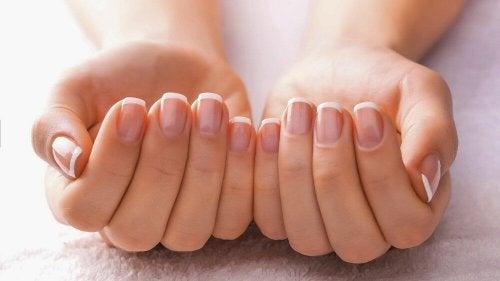 les formes des ongles et la personnalité
