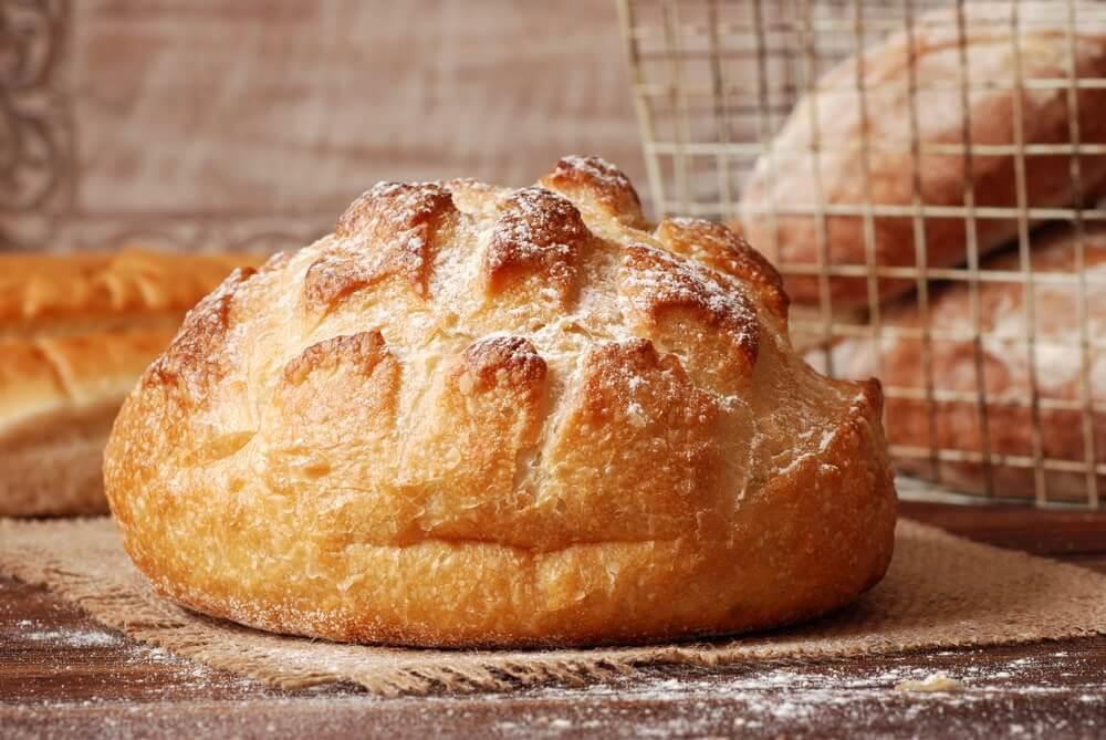 recette de pain sans gluten ni pétrissage
