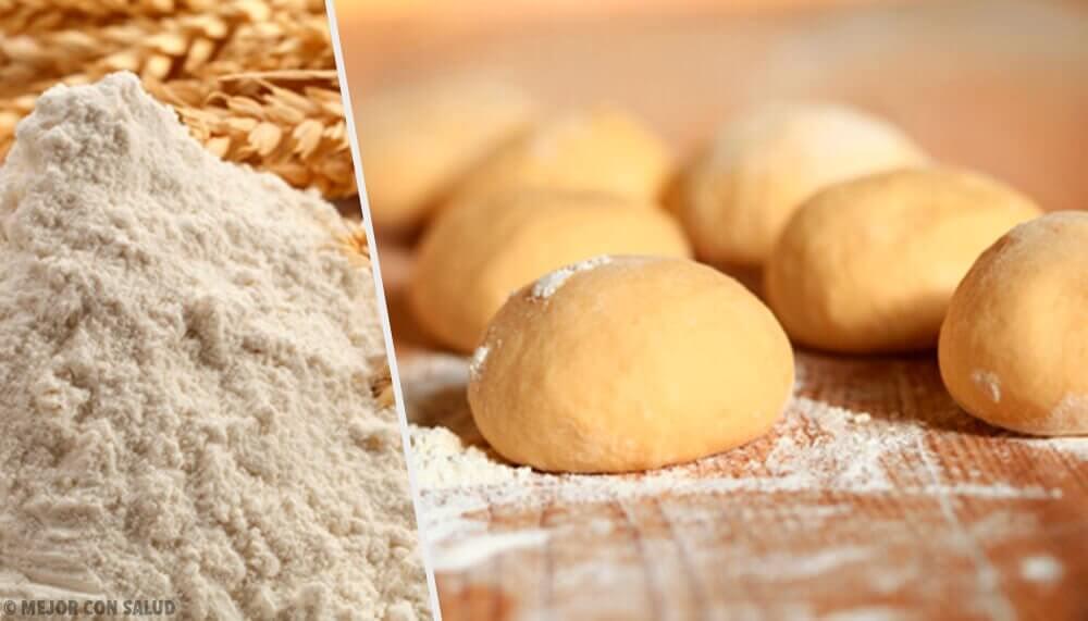 préparer un pain sans gluten ni pétrissage au four