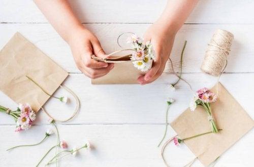 Faites vos propres paquets cadeaux pour des occasions spéciales
