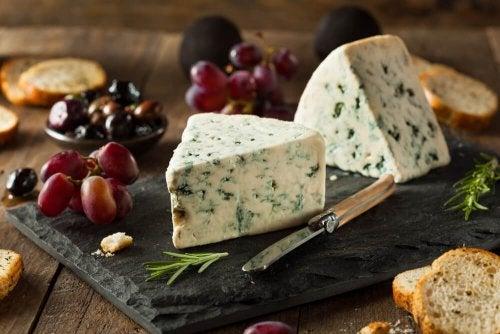 recette de filet de porc au fromage bleu