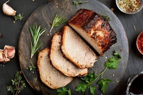 Filet de porc au fromage bleu, recette facile et délicieuse