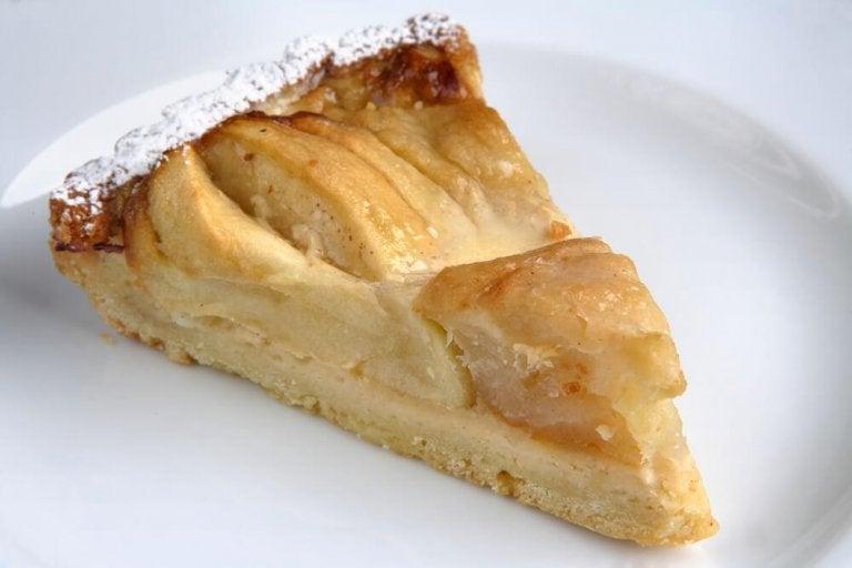 La tarte aux pommes la plus facile à faire