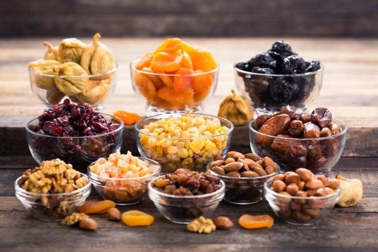 3 délicieuses recettes à base de fruits secs