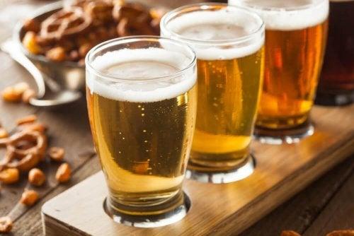 la bière ne fait pas grossir