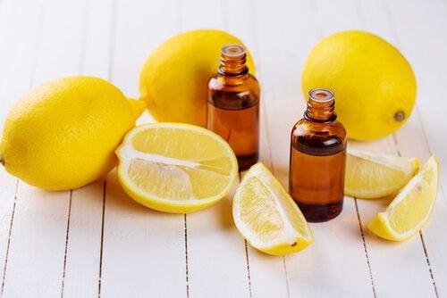 le citron pour éliminer les mauvaises odeurs des serviettes de bain