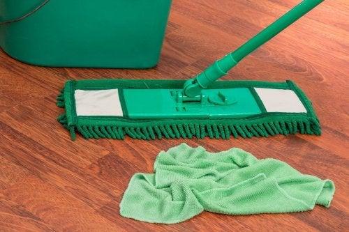 Nettoyer les sols