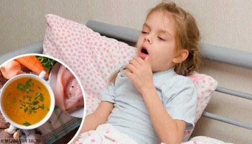 Comment soigner la toux sèche chez les enfants ?