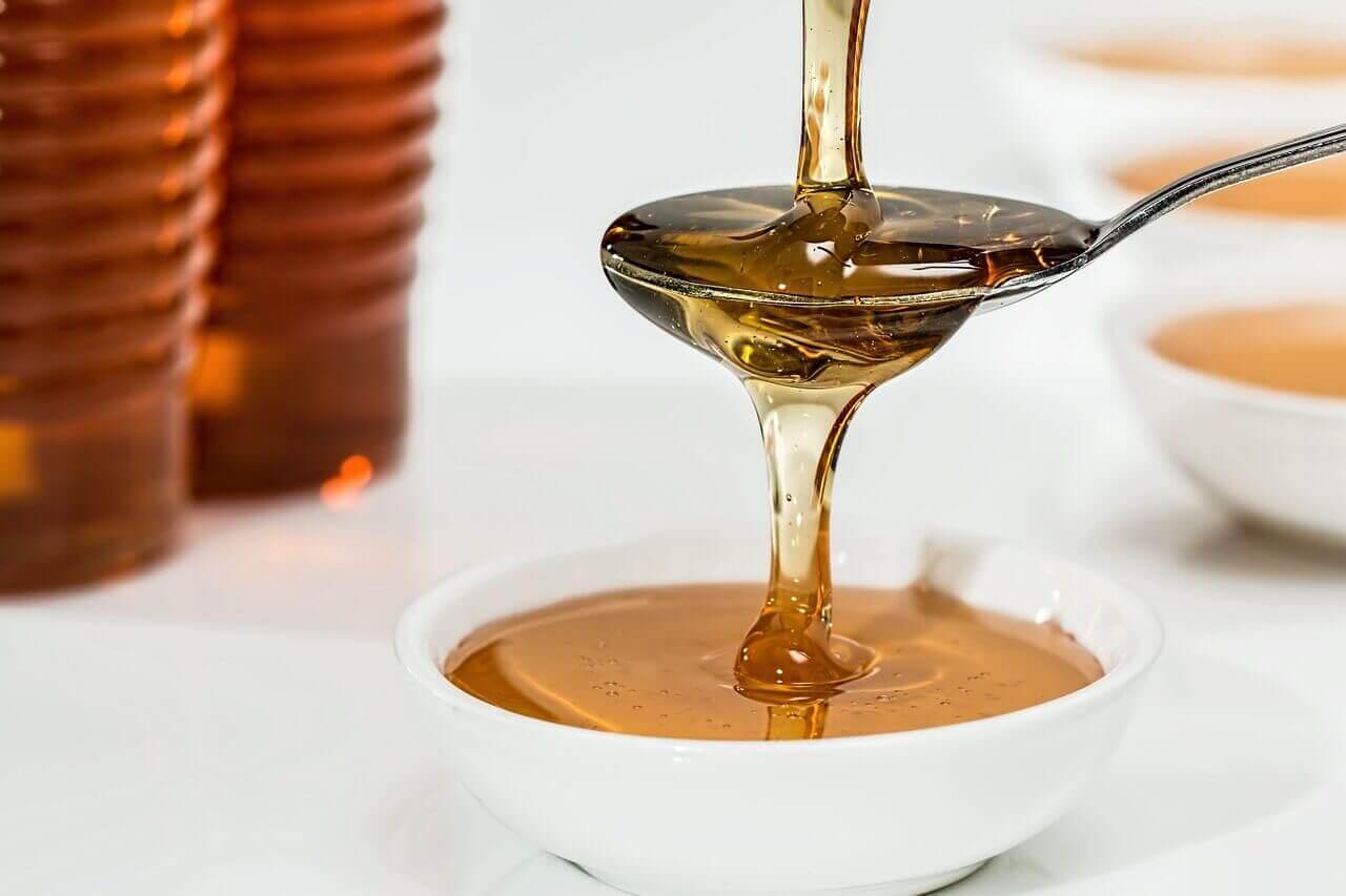 recette de vinaigrette au miel