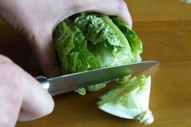 Bienfaits de salade.