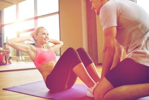 les exercices après un accouchement