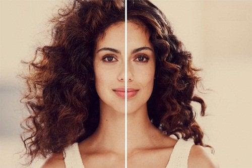 masques capillaires pour éviter l'effet électrique des cheveux