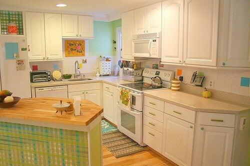 transformer l'intérieur de votre maison en refaisant la cuisine